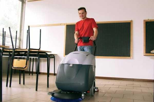 schoolcleaning